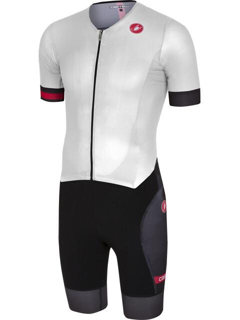 Castelli Free Sanremo SS Suit Men white/black